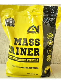 Absolute nutrition mass gainer 5 kg